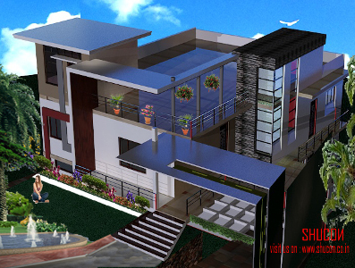 residence-mr. nautiyal